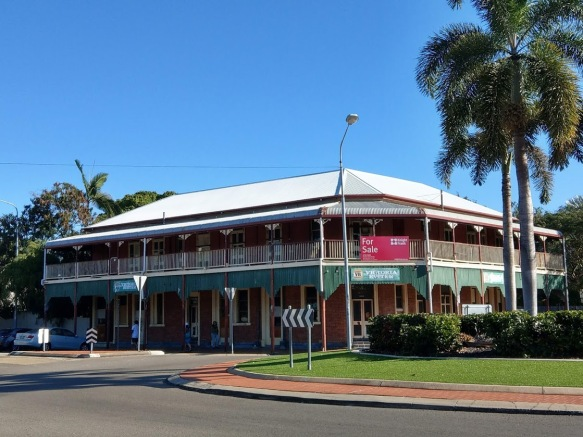 Republic Hotel formerly Empire Hotel, T.Fielding, 2018