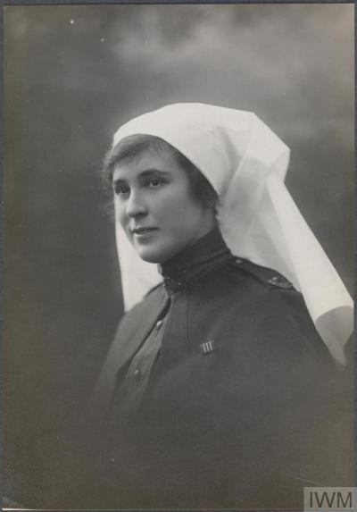 Mary Jane Derrer © IWM (WWC D4-1-14)
